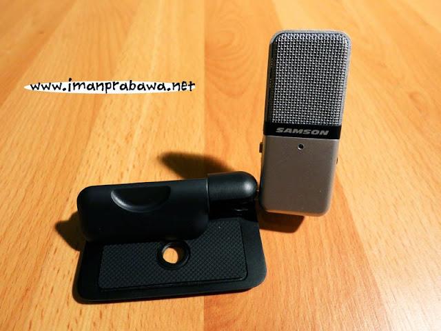Review USB Microphone Samson Go Mic