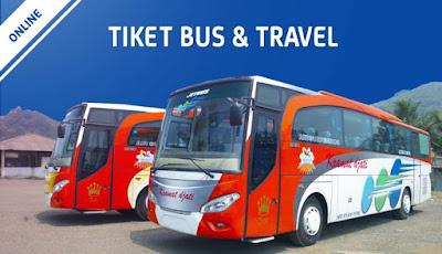 Pesan Tiket Bus dan Travel Lebih Mudah
