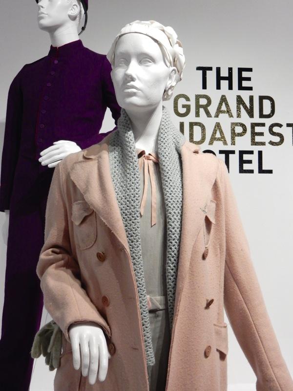 Grand Budapest Hotel Agatha costume