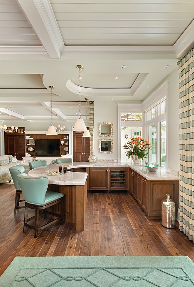 House of Turquoise Stofft Cooney Architects