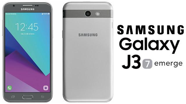 فتح قفل الشاشة لجهاز Galaxy J3 Emerge SM-J327P FRPOFF حماية U3