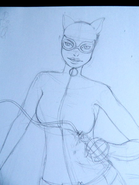 [En cours] Harley Quinn - Page 2 Catwoman_01