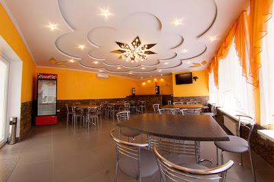 Кафе Гостевого дома у парка Семидворья