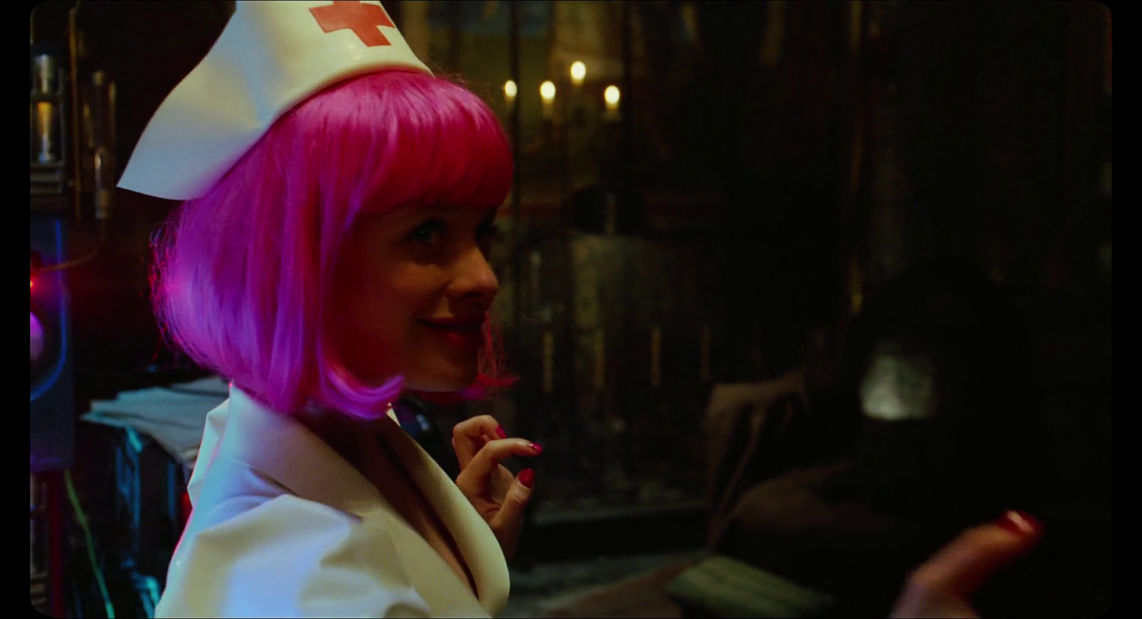 Rev. Ron's Movie Reviews: The Zero Theorem