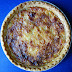 Easy tomato pie with Cured Cheese from Albarracin