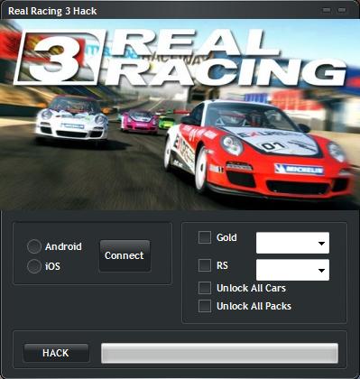 real racing 3 hack no survey ios - Tools For WIN