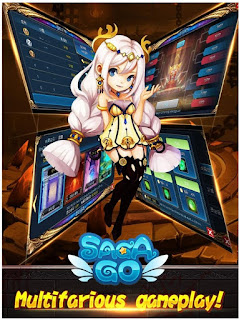 Saga Go Apk - Role Playing Game For Android