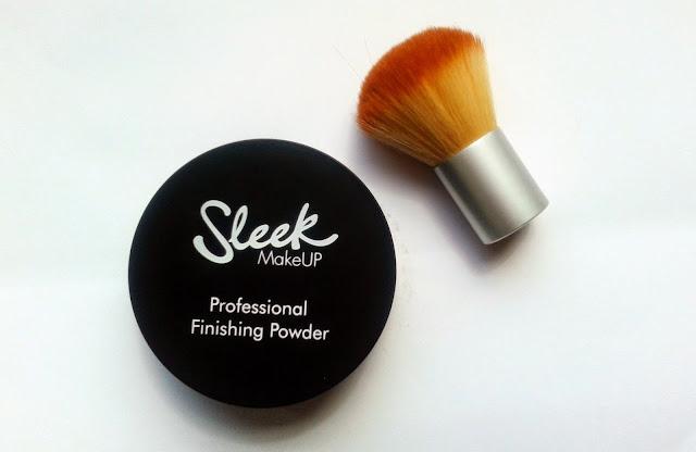 Sleek Professional Finishing Powder - Puder utrwalający makijaż