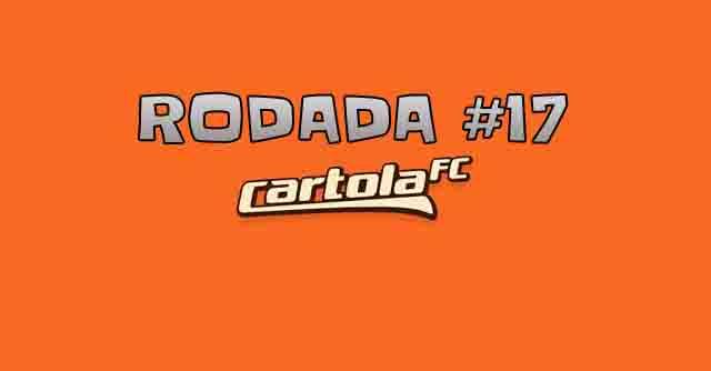 Cartola FC Rodada #17
