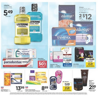 Rite Aid Weekly Ad Preview April 21 - 27, 2019