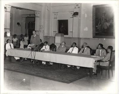 Perjanjian perundingan Linggar Jati - berbagaireviews.com