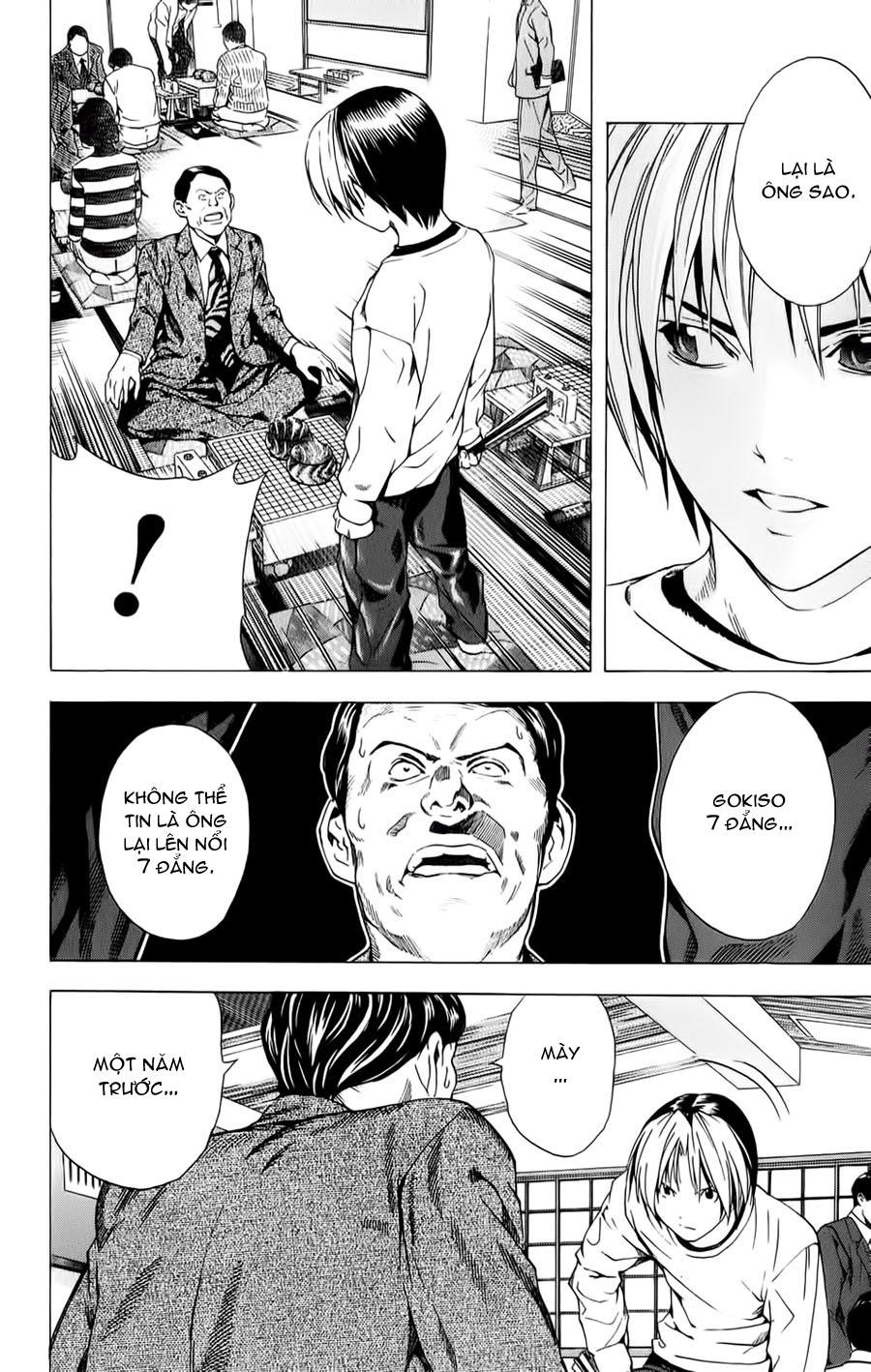 Hikaru No Go hikaru no go chap 152 trang 14
