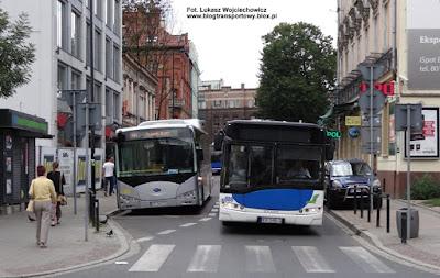 BYD eBus 12 i Solaris Urbino 12, MPK Kraków