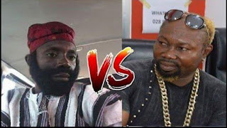 Entertainment: Ghanaian boxer, Ayittey Powers beats up Comedian on Live Tv [VIDEO]