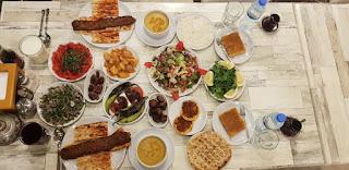 cihangir kebap kaburga güzelyalı adana iftar menüsü adana iftar mekanları