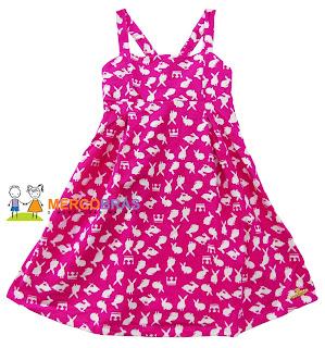 Lotes de vestidos infantis para revenda