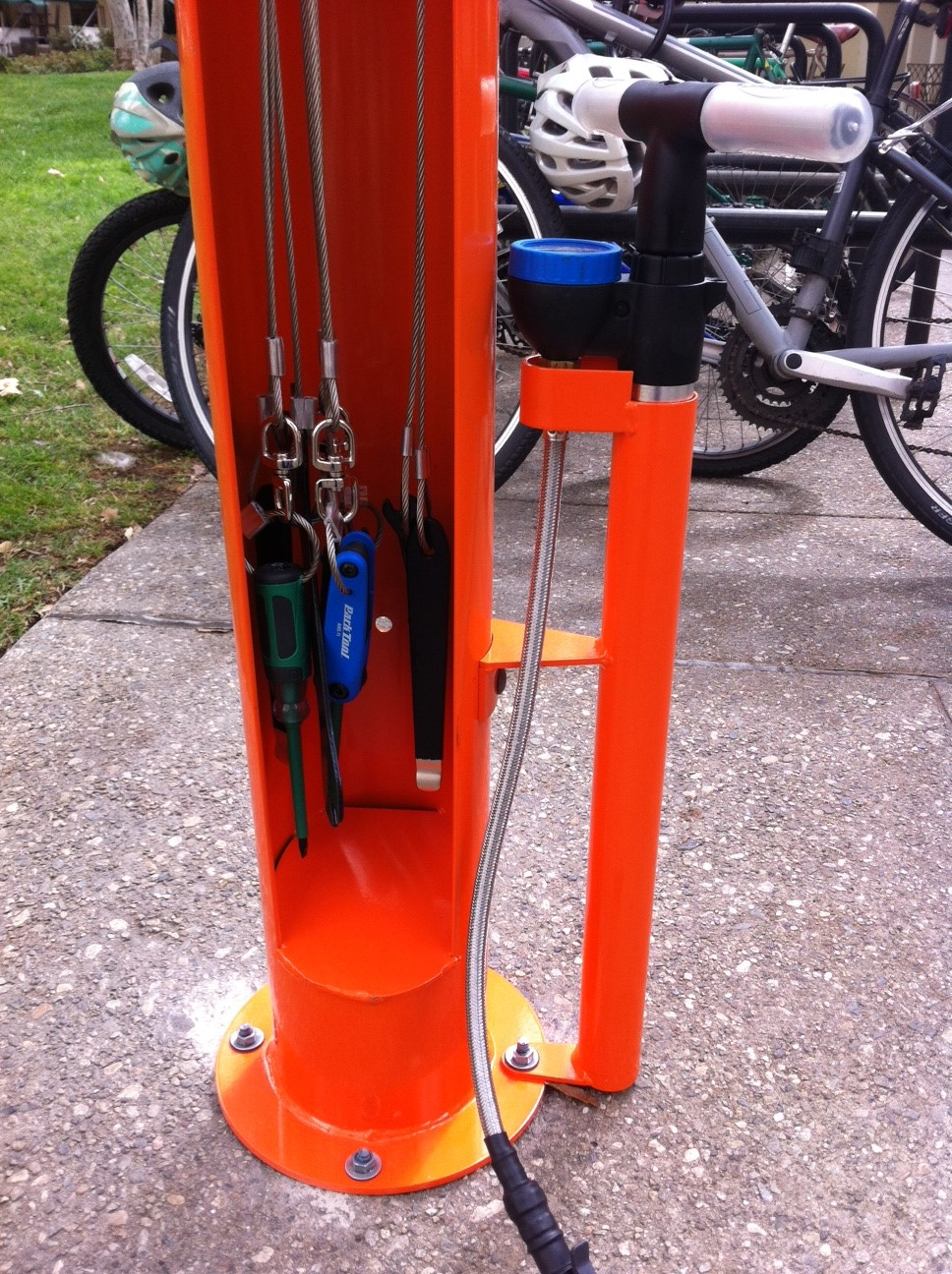 Caltech Bike Lab Check Out The New Dero Fixit Diy Bike