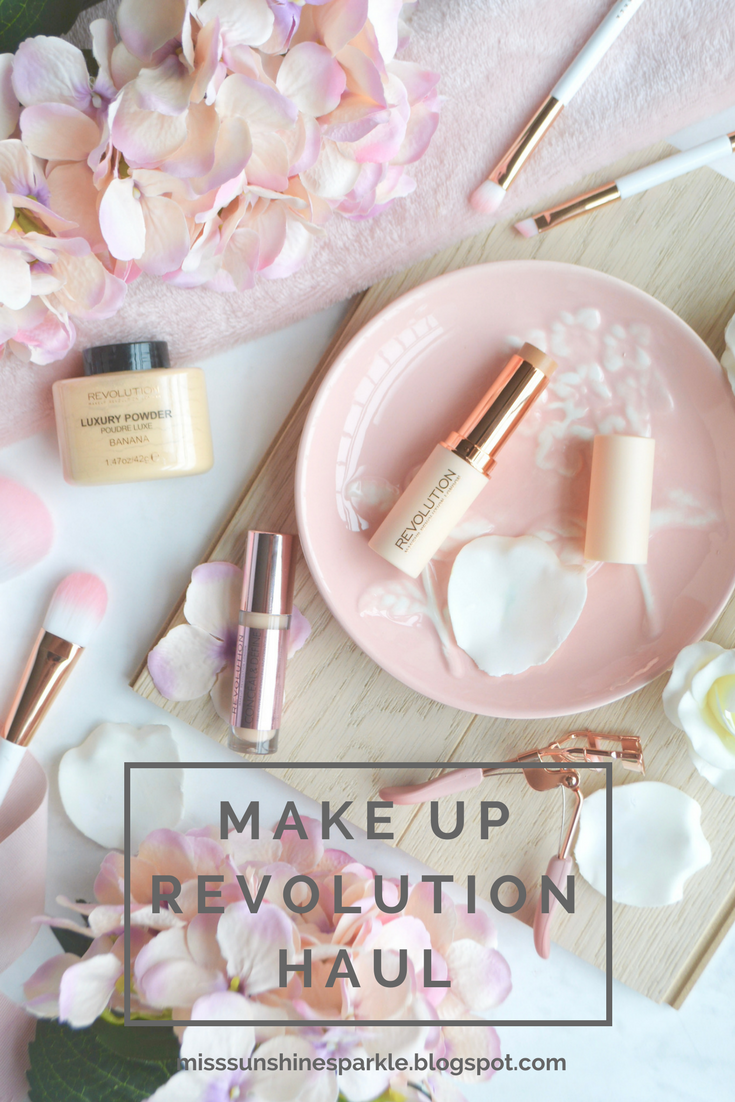 c72c929bf Mini Makeup Revolution Haul