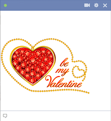 Valentine Necklace Icon