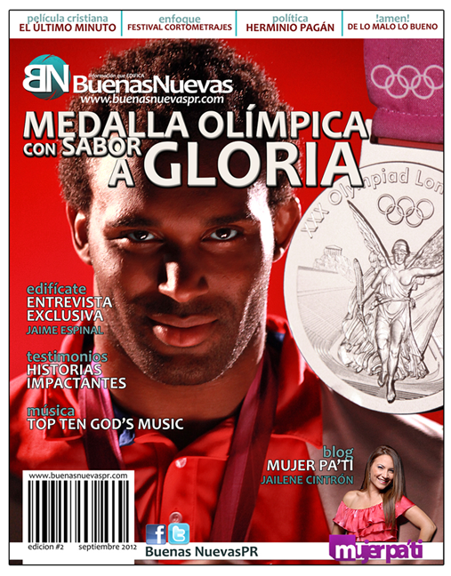 Puerto Rico gana medalla olimpica