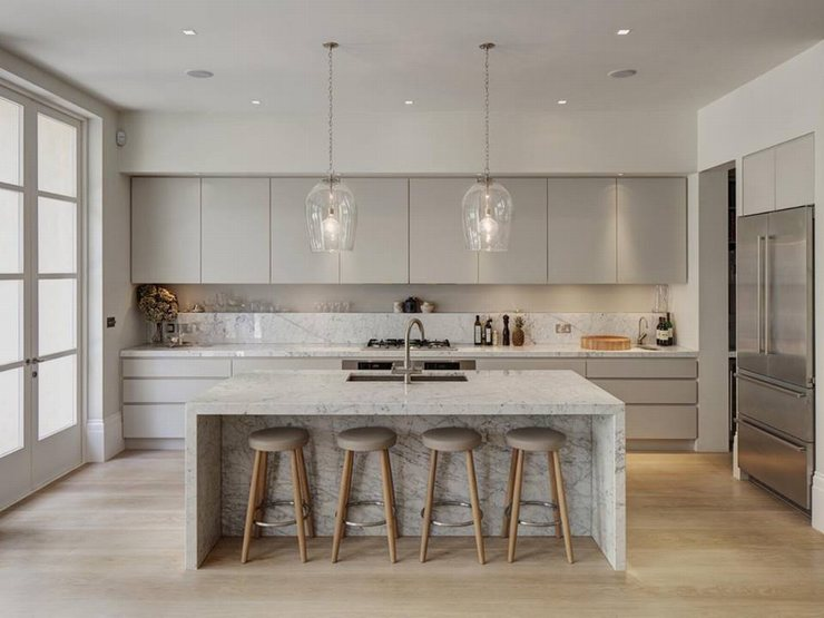 thiết kế thi công nội thất nhà bếp độc đáo 20
