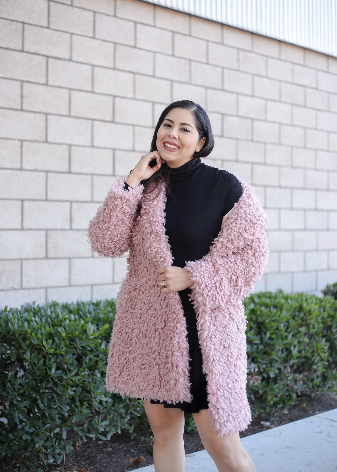 winter 2018 outfit idea, latina blogger winter fashion