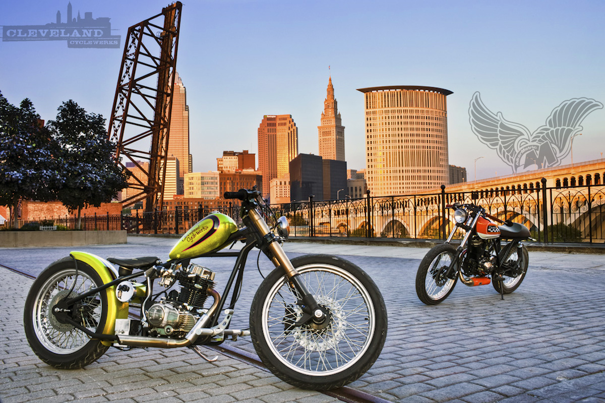 interview with scott colosimo of cleveland cyclewerks - bikermetric