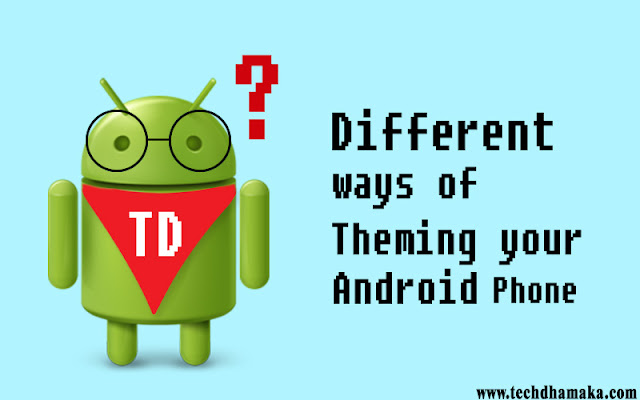 Free themes for android