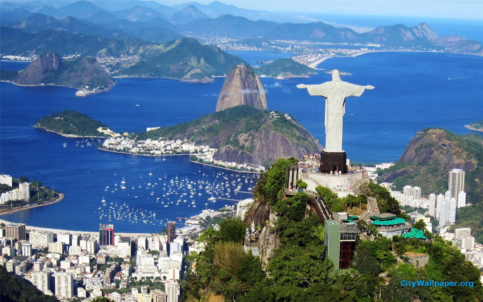 Hot Blog Post: Rio de janeiro HD wallpapers