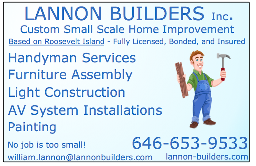 Lannon Builders - Roosevelt Island Custom Home Improvement