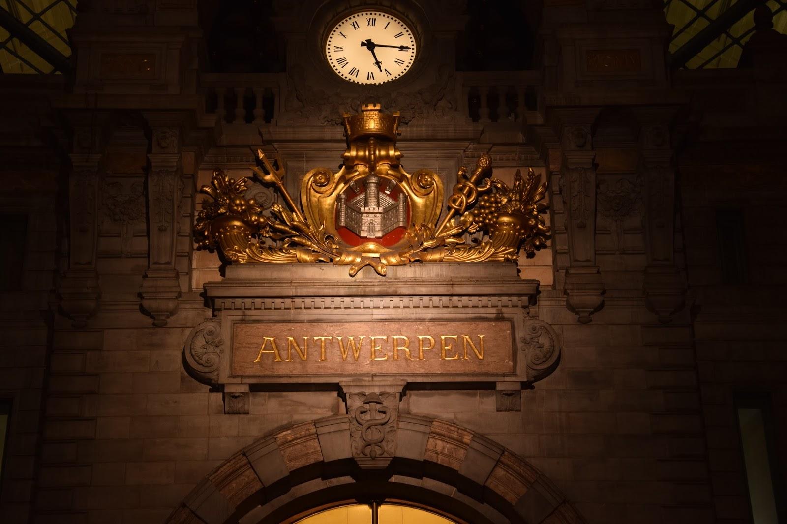 Antwerpia zwiedzanie