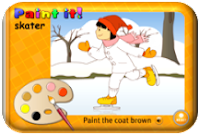 http://learnenglishkids.britishcouncil.org/en/archived-word-games/paint-it/winter-clothes
