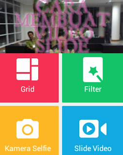 Cara membuat video photo menggunakan hp android