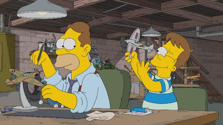 The Simpsons - Episode 29.18 - Forgive and Regret - Promotional Photos + Press Release