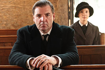 Wordy Old Men on Downton Abbey: Season Six, Episode Four