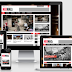 Download NeoMagz Responsive Magazine Blogger Templates