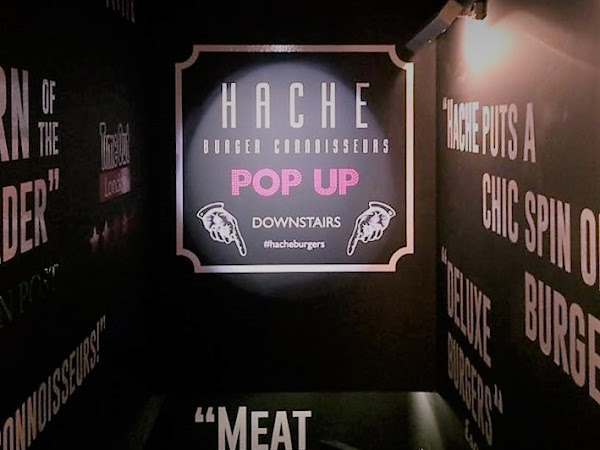 meat meets chic at the hache burger pop-up