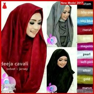 RYB063B Hijab Jilbab Cantik Deeja Murah Cavali BMG Online Shop