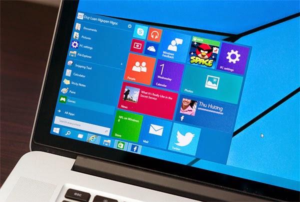 Cách sử dụng tính năng Snap trên Windows 10 bằng phím tắt
