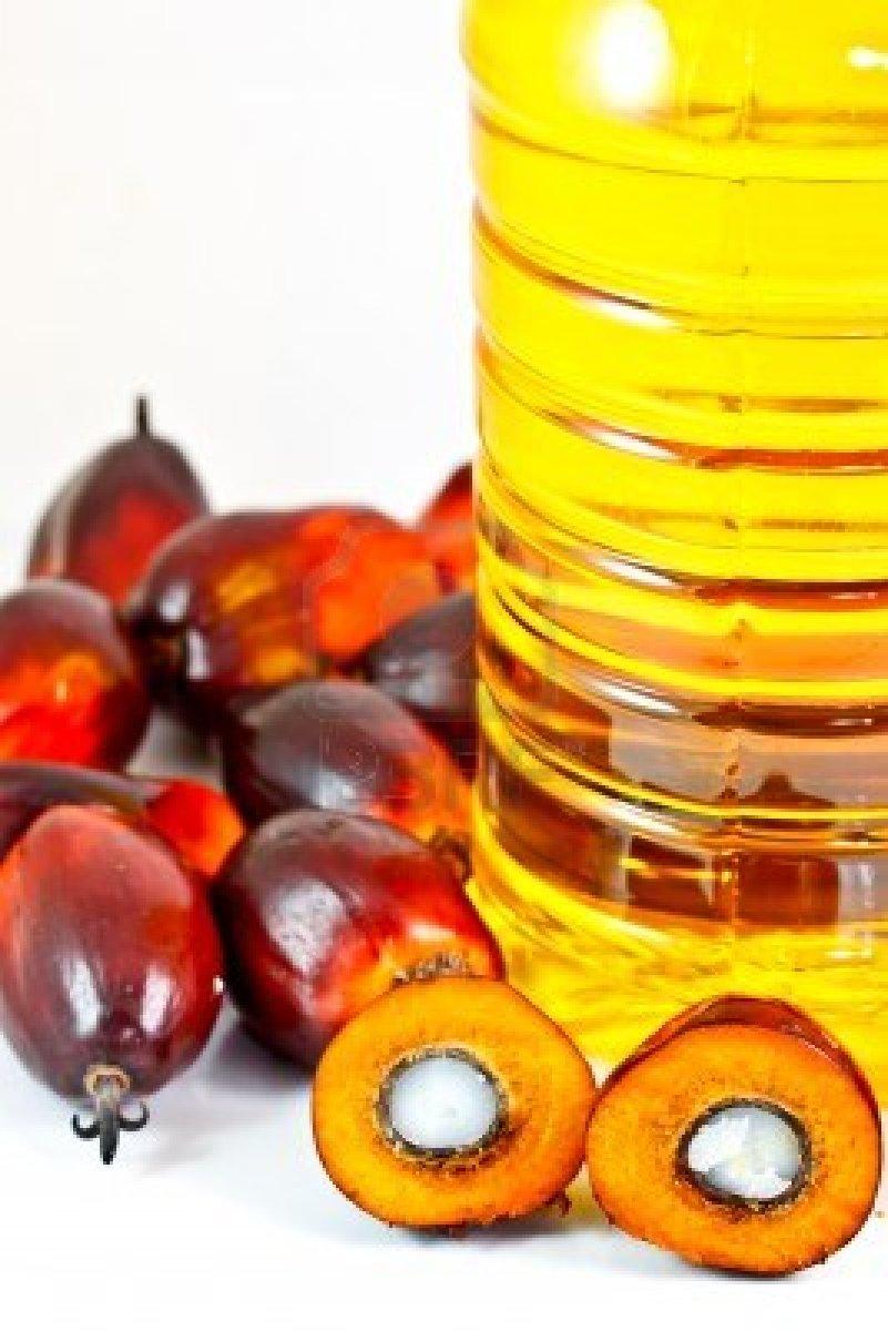 huile de noix de palme