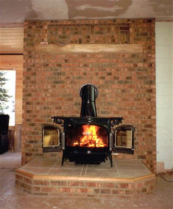 Brick Laminate Picture Brick Hearths