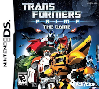 Download Transformers Prime DS ROM APK for Android