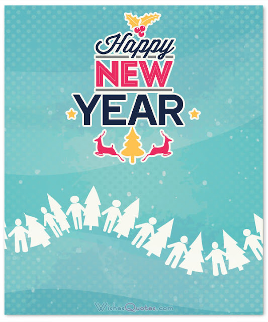 Happy New Year Animated Greeting Cards