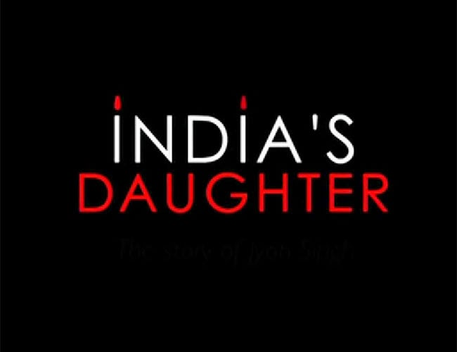 India's Daughter, a film by Leslee Udwin, documentary film on 2012 Delhi gang rape and murder