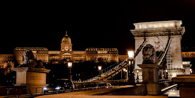 puente cadenas budapest castillo de buda