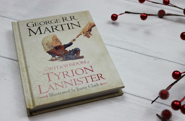 A review of The Wit & Wisdom of Tyrion Lannister