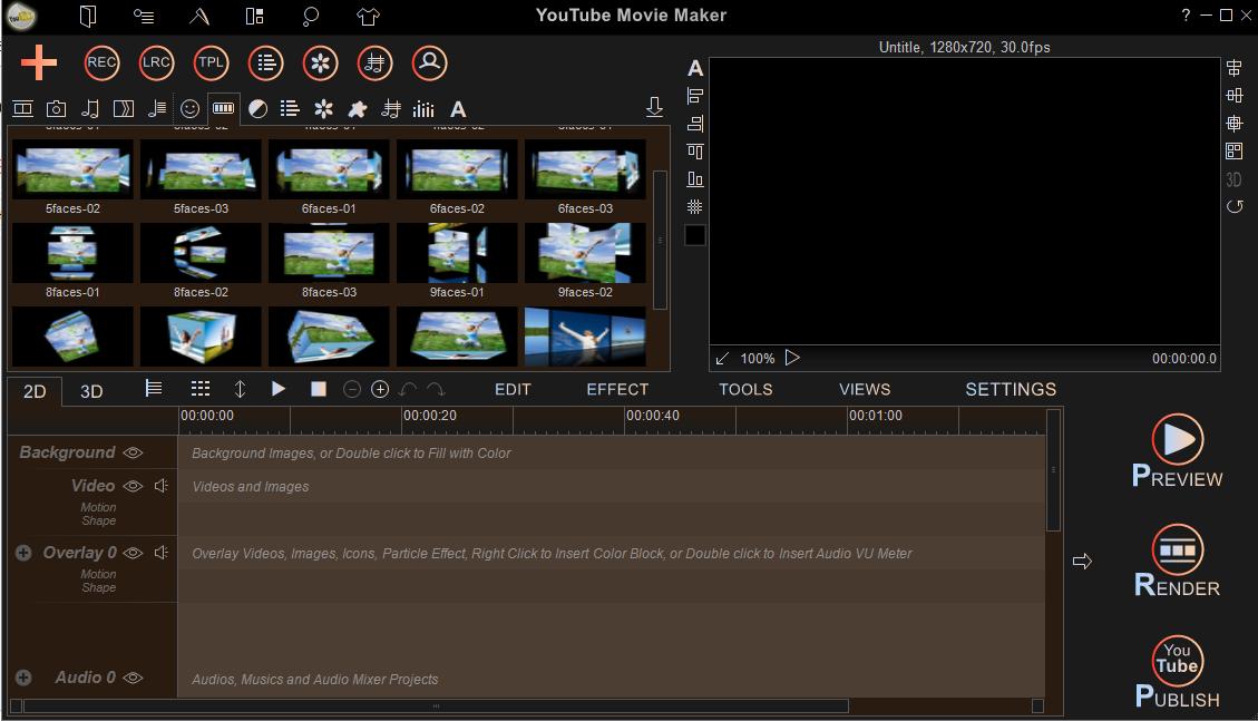 youtube movie maker platinum full
