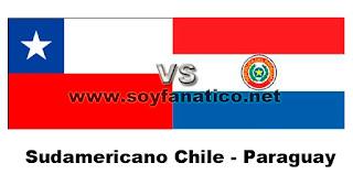 Chile vs Paraguay Clasificatorias Rusia 2018