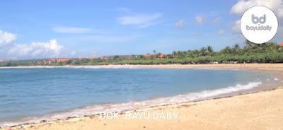 Pantai Terindah Bali, Pantai Nusa Dua