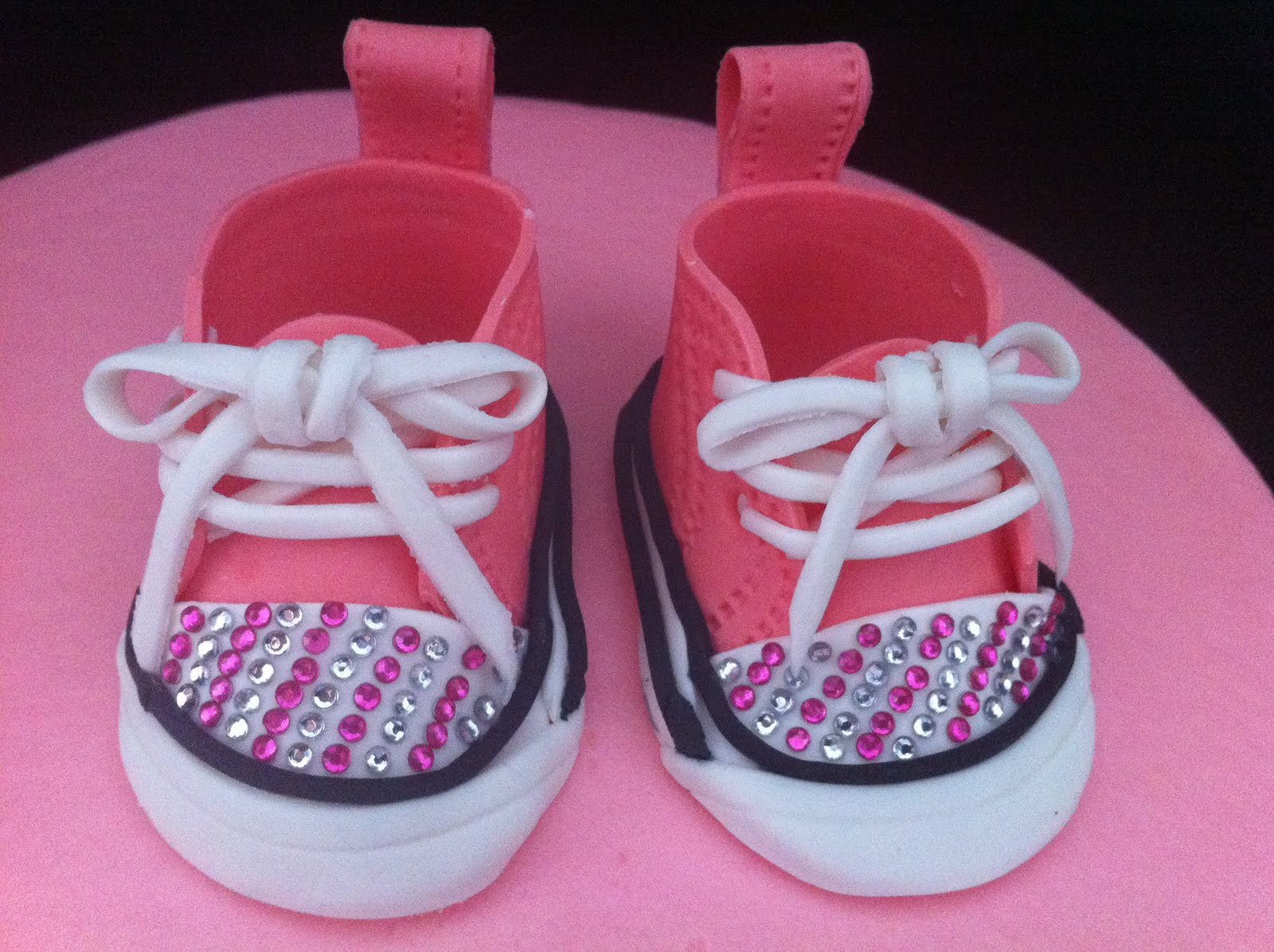 b0580f812affe2 Baby Girl Converse Shoes - My Sweet Zepol